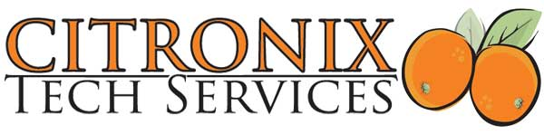 Citronix Tech Services name and logo