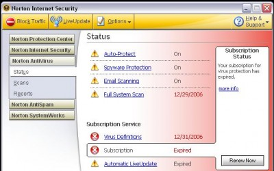 TECH NOTE: Is Your Antivirus Software Updating Properly?