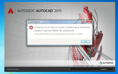 TECH NOTE: How to Change AutoCAD 2012 from a Standalone to Network License